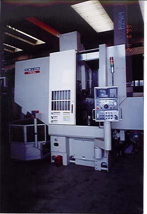 OKUMA & HOVA VTS-30G CNC DİK TORNA IE003