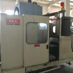 OKK PCV-60 CNC DİK İŞLEME MERKEZİ