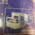 Ürün No726-01 Yatay işleme Deckel DC 35 (19)