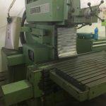 Mikron WF3 CNC Universal Freze