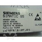 siemens simatic s5 memory card 6es5374 2fj21 1
