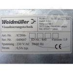 weidmuller icd06 bedientafel mit 3 5 diskettenlaufwerk 3