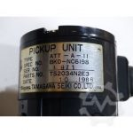 mitsubishi ha100c permanent magnet ac servo motor mit tamagawa seiki att a ii encoder 4 4