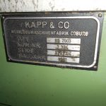 KAPP RS 2003 1