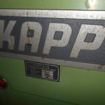 KAPP RS 2003 2