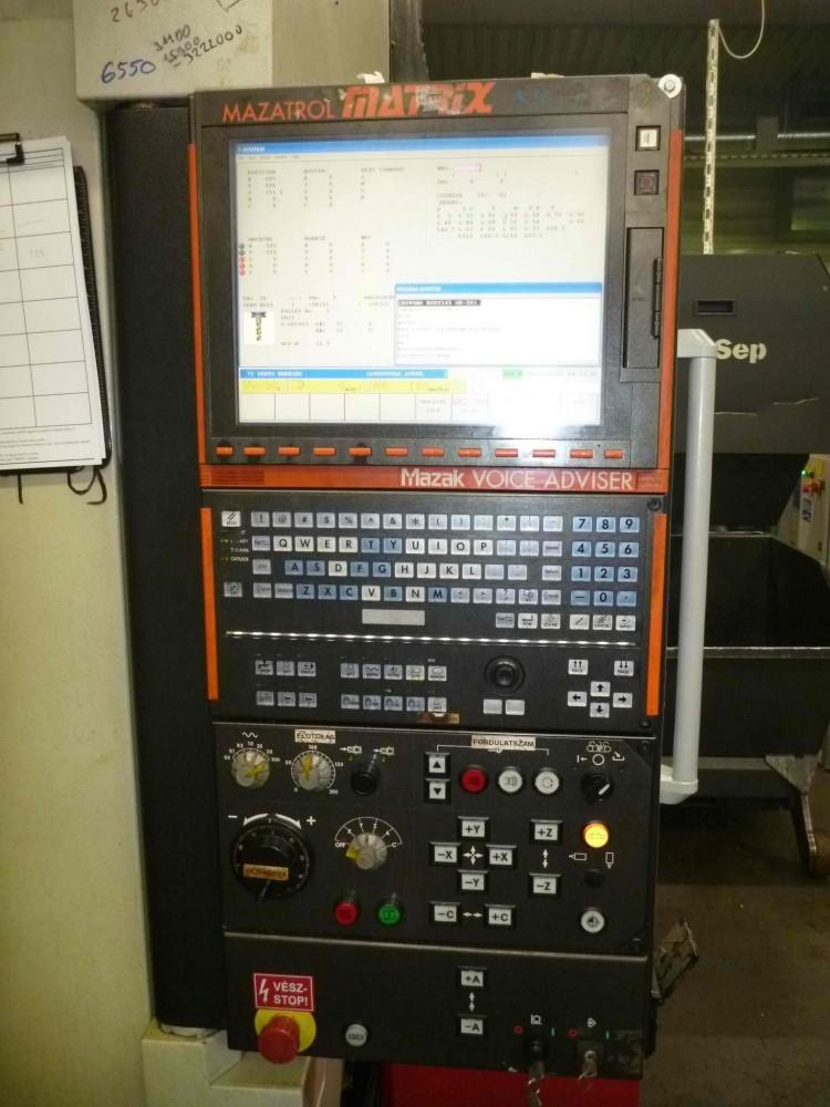 mazak variaxis vrx 500 5x2 2008 ref84 f l