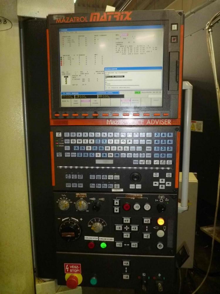 mazak variaxis vrx 500 5x2 2008 ref85 f l