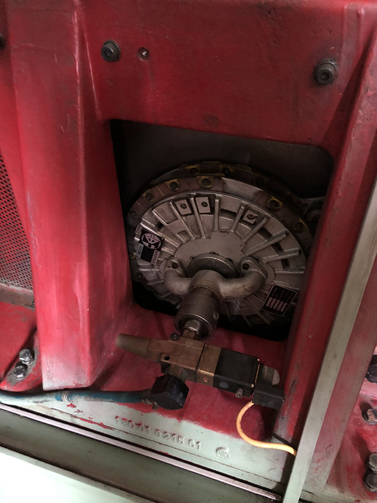 1957 BIHLER GRM 100 022