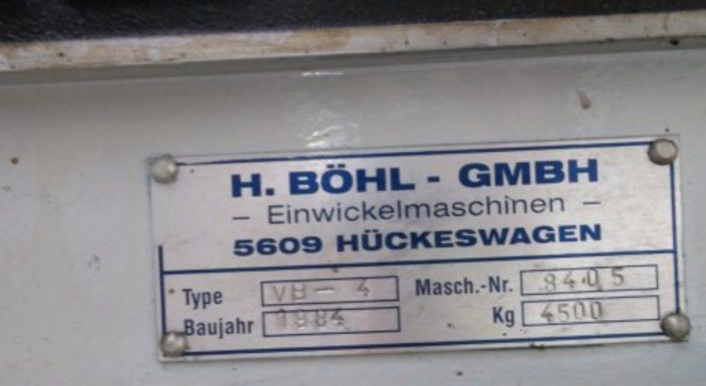 Böhl VB 4 1