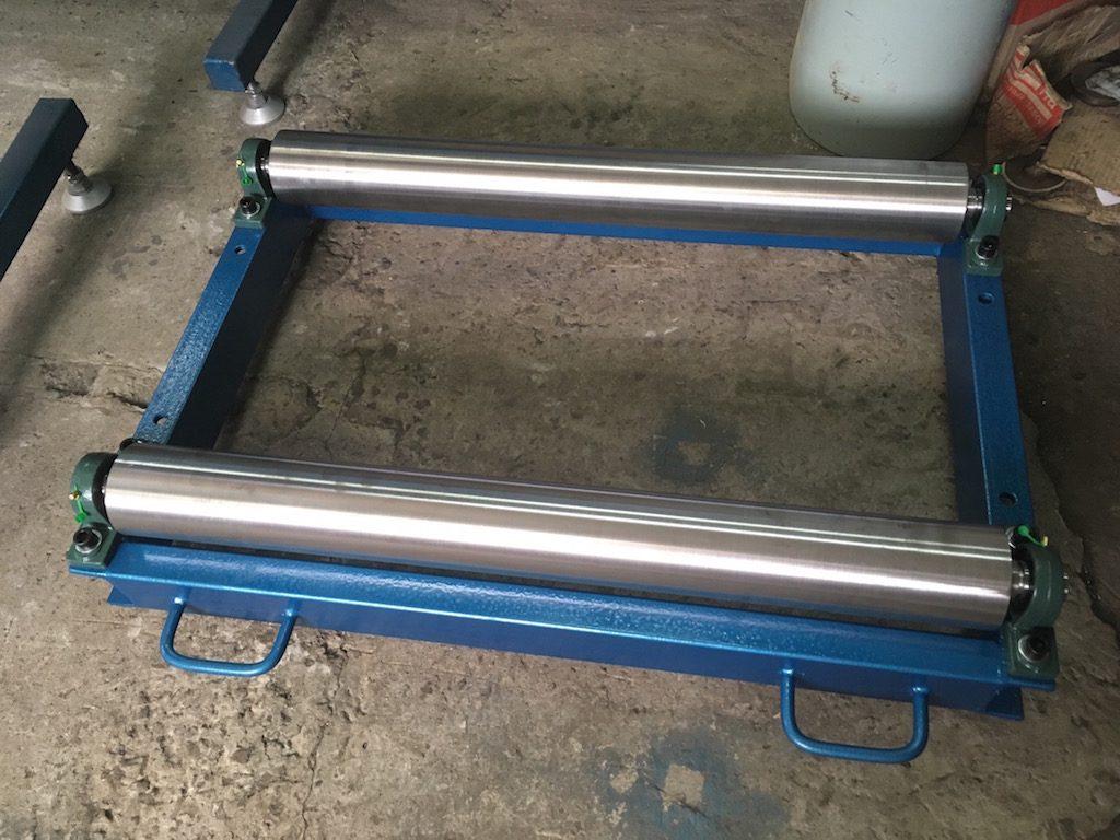 floor decoiler 500 kg