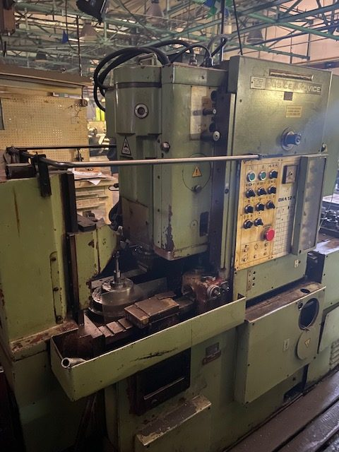 tos oha 12a gear shaping machine 2 rotated