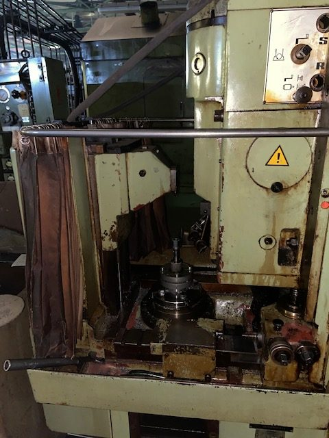 tos oha 12a gear shaping machine 3 rotated