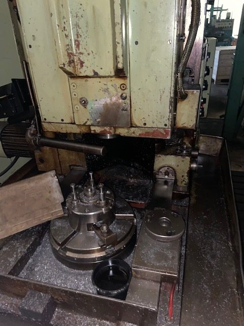 tos oha 32a gear shaping machine 2 rotated